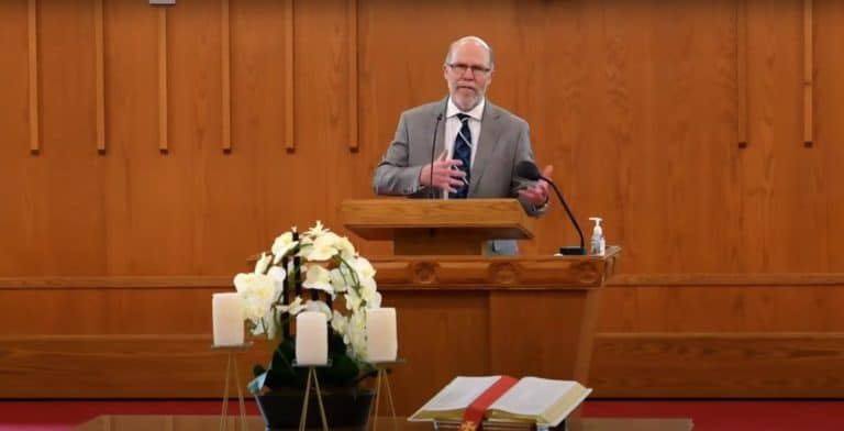 But God Has Surely Listened - Sermon Rev. Alex Moir - 9 May 2021