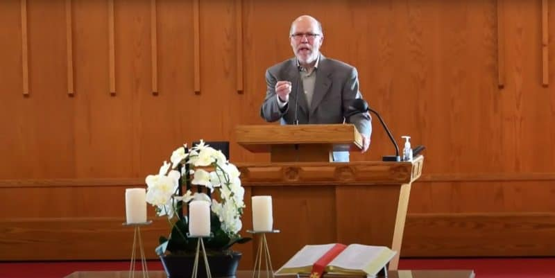 Listen to the Word - Live Sermon - Rev. Alex Moir - 2 May 2021